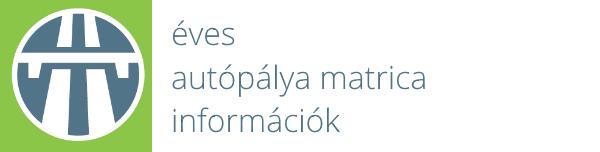 Éves-Autópálya-Matrica.hu